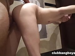 Twink Escort Paid to Fuck in the Hallway