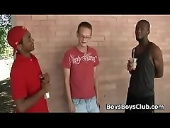 Blacks On Boys - Nasty Gay Interracial Fuck Movie 27