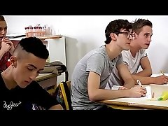Slutty HighSchool Boys -Ep 2 - Doryann Marguet &amp_ Jonathan Garnier