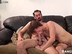 Nubile and exotic twink bashed wet before pop-shot