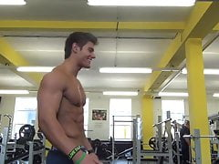Jeff Seid at 18, Fitness Phenomenon