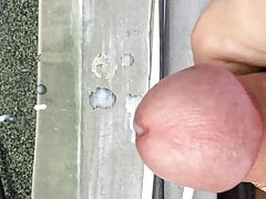 handsome cock cum zoom in (3)
